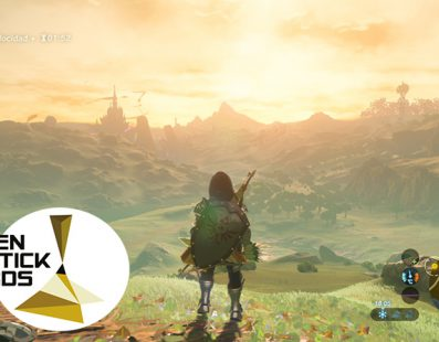 Desvelados los ganadores de la Golden Joystick Awards '17