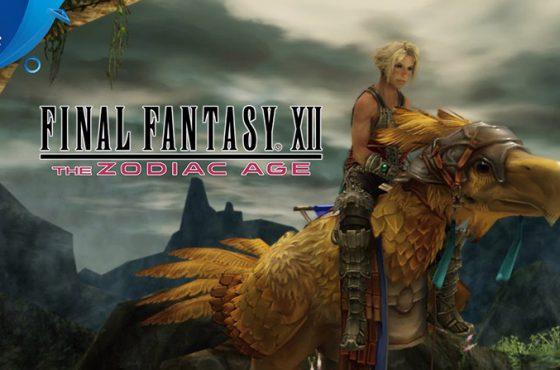 Hoy llega una nueva actualización de Final Fantasy XII: The Zodiac Age