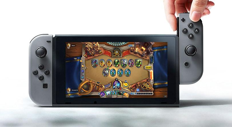 Hearthstone podría llegar a Nintendo Switch