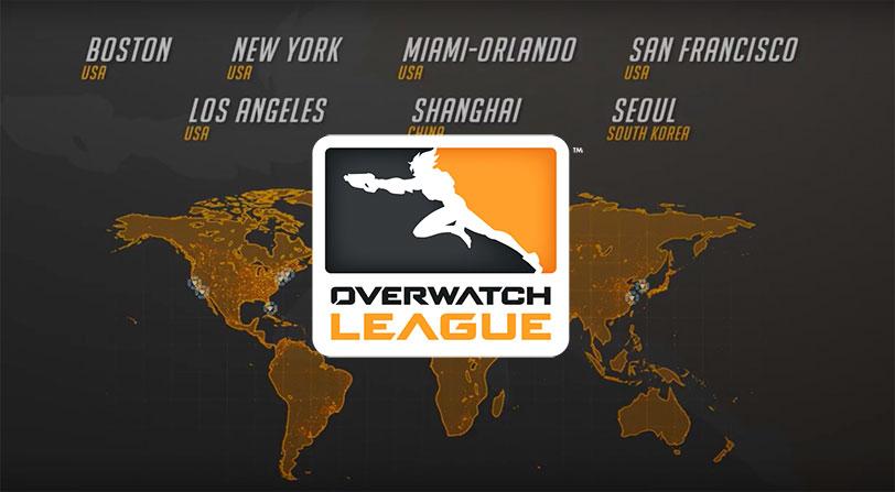 La Overwatch League ya está aquí y te contamos todo sobre ella