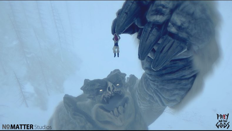 'Praey for the Gods', el juego inspirado en Shadow of the Colossus, retrasa su estreno