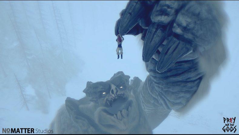 'Praey for the Gods', el juego inspirado en Shadow of the Colossus, retrasa su estreno