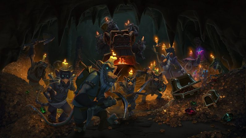Kobolds y Catacumbas