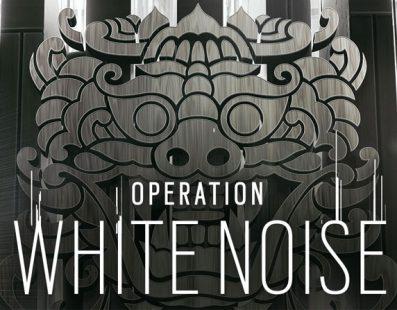 Ubisoft revela el próximo DLC de Rainbow Six Siege: Operación White Noise