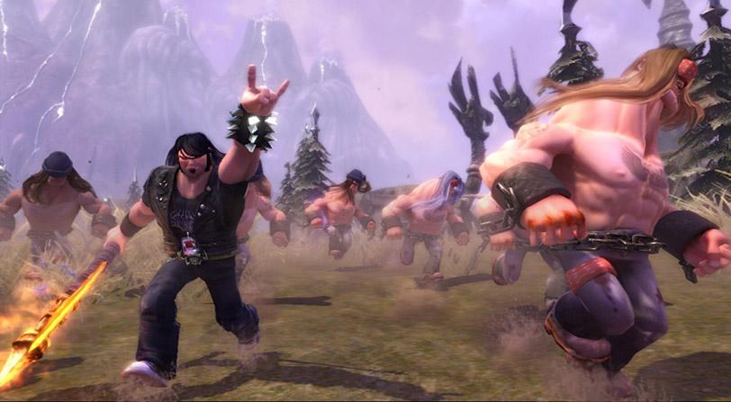 El juego de Brutal Legend gratis por tiempo limitado en Humble Store