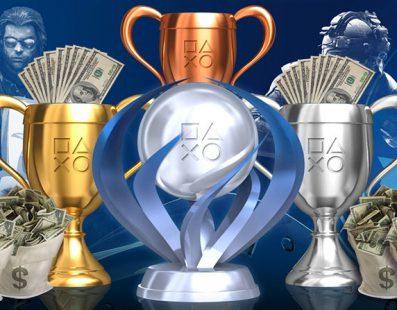 Los Trofeos de PlayStation permitirán ganar dinero a los jugadores de Estados Unidos