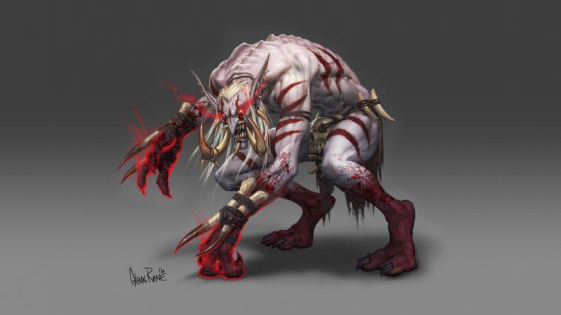 troll de sangre