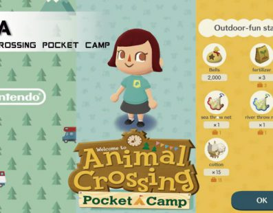 Guía de Animal Crossing: Pocket Camp