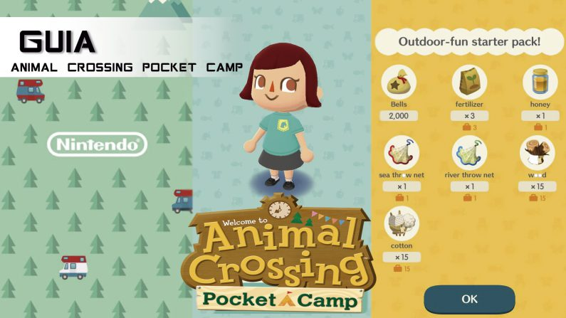 La guía definitiva de Animal Crossing: Pocket Camp