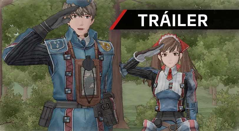 Valkyria Chronicles 4 llegará en 2018 para PS4, Xbox One y Switch
