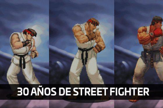 Las curiosidades de la saga Street Fighter, 30 años de juego