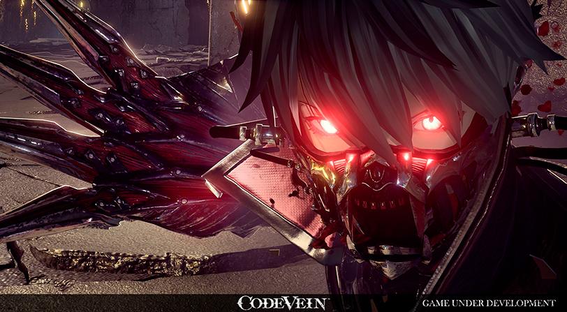 Tráiler para el nuevo título vampiresco de Bandai Namco: Code Vein