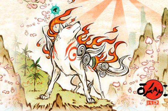 Okami HD: una pintura asiática hecha videojuego, ya a la venta