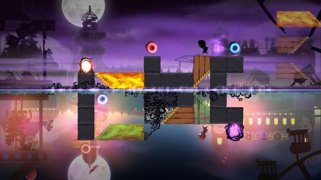 Samsara: el juego de las ilusiones visuales y las realidades inversas