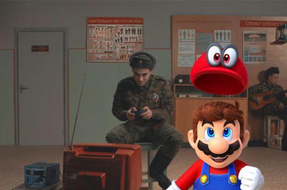 Este es el nuevo y maravilloso anuncio de Super Mario Odyssey