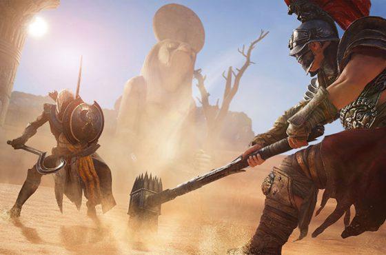 Crossover: Nueva misión de Final Fantasy XV en Assassin's Creed Origins