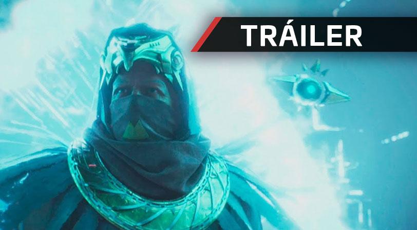 La primera expansión de Destiny 2 presenta su tráiler de lanzamiento