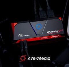 ElBlizzer impartirá, una vez más, Talleres de Avermedia en Gamergy mostrando la nueva capturadora 4K