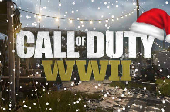 Llega la navidad a Call of Duty WWII: Así es Asedio Invernal, su nuevo evento
