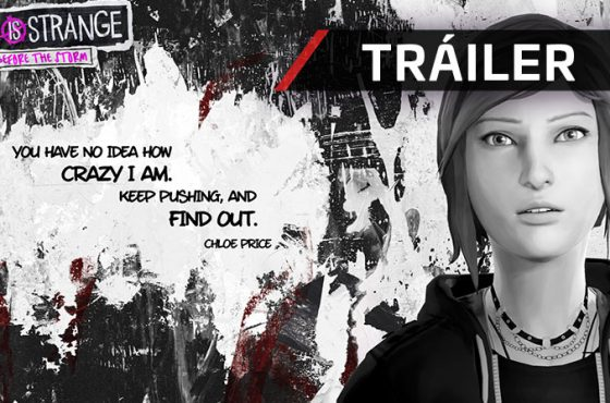 Tráiler de lanzamiento del tercer y último episodio de Life is Strange: Before The Storm