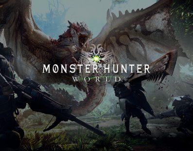 Planes de fin de semana: Nueva Beta de Monster Hunter World