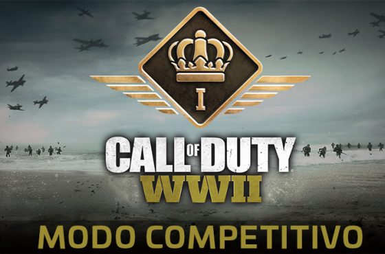 El modo competitivo aterriza en Call of Duty: WWII