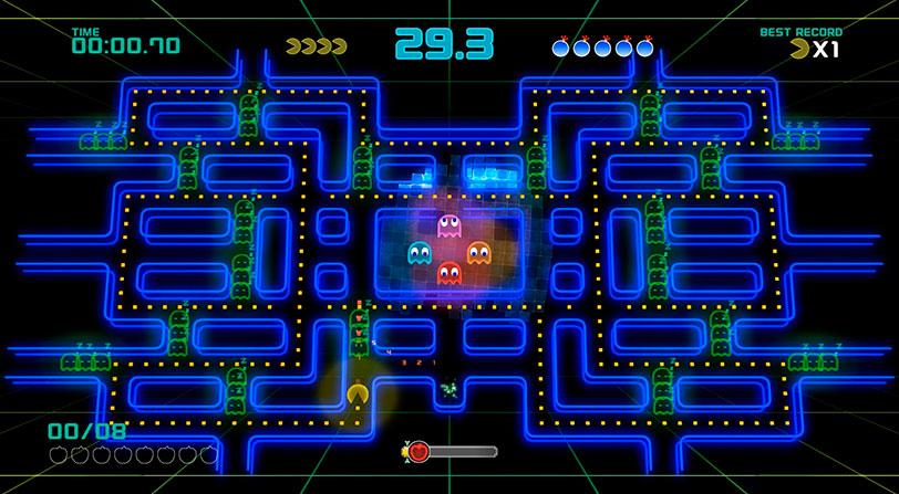 PAC-MAN Championship Edition 2 Plus llega a Switch el 22 de febrero
