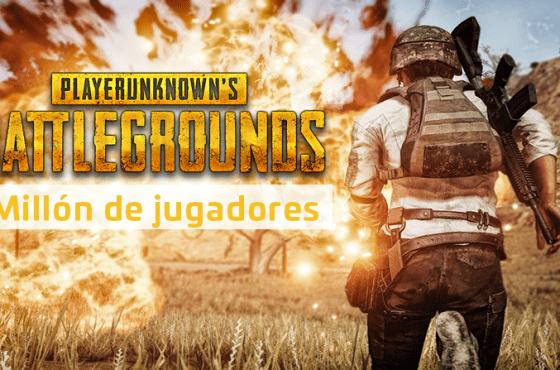 PlayerUnknown's Battlegrounds alcanza el millón de jugadores en Xbox One