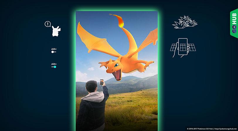 Pokémon Go: Nueva mecánica a la hora de capturar pokémon