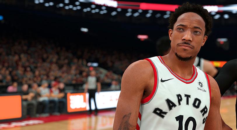 NBA 2K18 se actualiza, llega la versión 1.06 que corrige errores