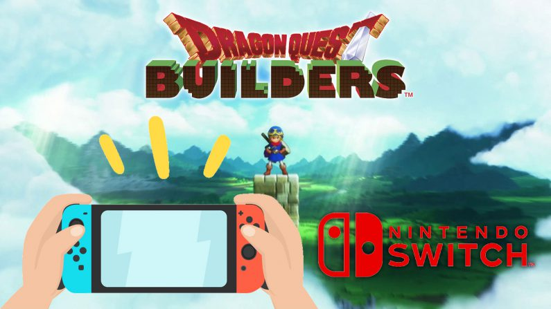 Dragon Quest Builders llegará a Nintendo Switch en febrero