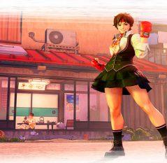 Avance de personajes de la T3 de Street Fighter V