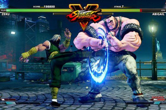 Los 200 finales del modo arcade de Street Fighter V
