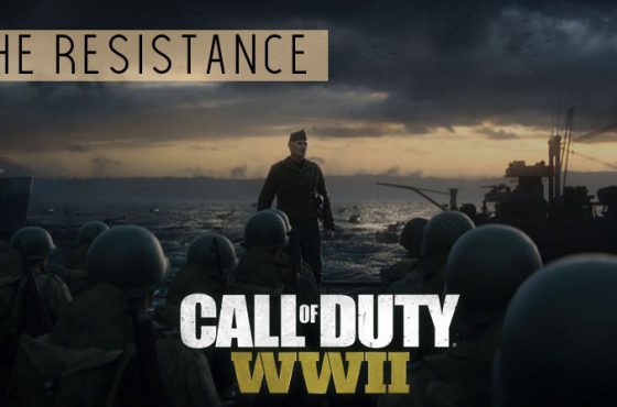 Se presenta 'The Resistance', el primer DLC de Call of Duty: WWII