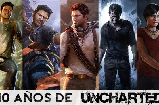 TOP 10 de los mejores momentos de Uncharted