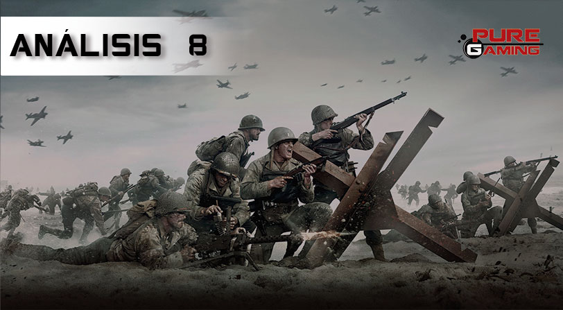 analisis call of duty wwii