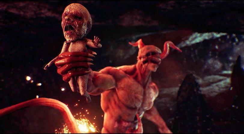La Diosa Roja es la protagonista del nuevo tráiler infernal de Agony