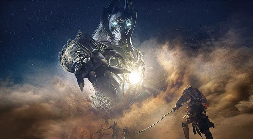 Llega la nueva actualización de Assassin's Creed: Origins y trae su nivel de dificultad: Pesadilla