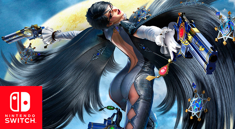 Bayonetta 2 para Switch estará disponible en español