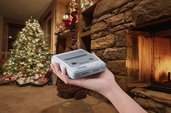 SNES Mini: ¿el mejor regalo que le puedes hacer a tus padres?