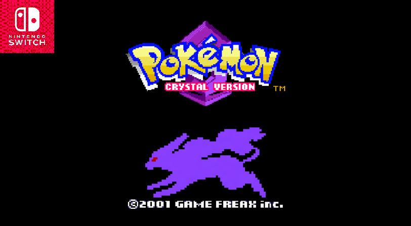 Pronto podremos revivir Pokémon Cristal en nuestras 3DS
