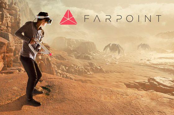 Farpoint, de PlayStation VR, recibe actualización gratuita