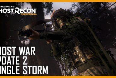 Ghost Recon Wildlands: todos los detalles de Jungle Storm, su nueva actualización