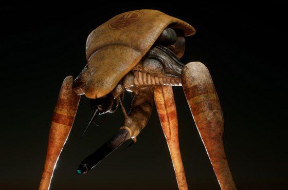 Primeras capturas de pantalla para el fan project de Half Life 3