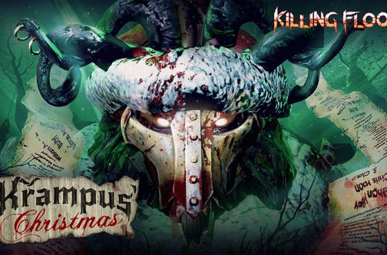 Killing Floor 2 introduce una sangrienta actualización navideña con el Krampus