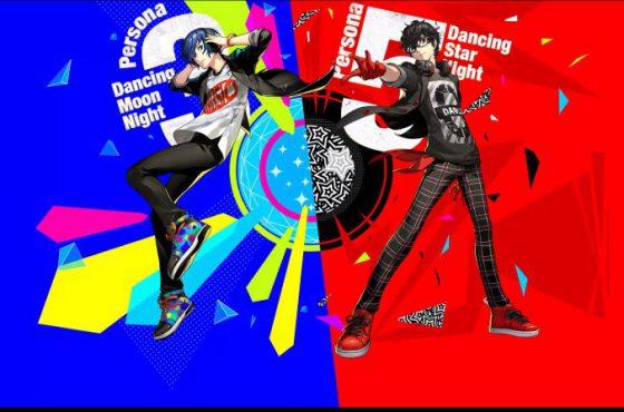 Persona 3 y Persona 5 recibirán juegos para bailar