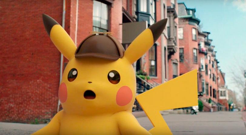 Detective Pikachu, la película, llegará en mayo de 2019