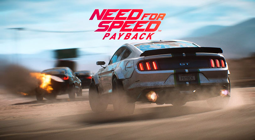 Need for Speed Payback recibe hoy contenido gratuito