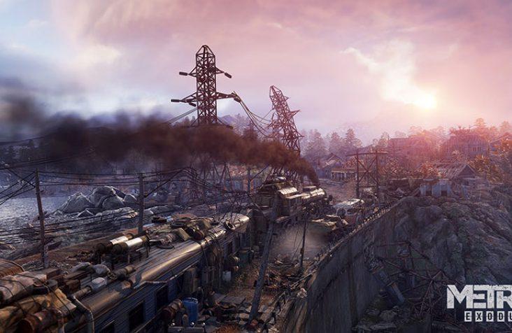 El nuevo tráiler de 'Metro Exodus' promete una atmósfera aterradora totalmente inmersiva