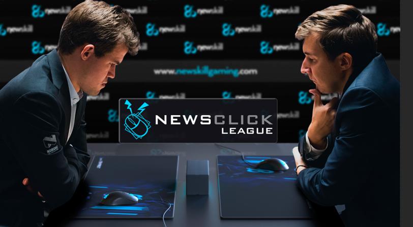 Llega Newsclick, la primera liga española de mouse clicks